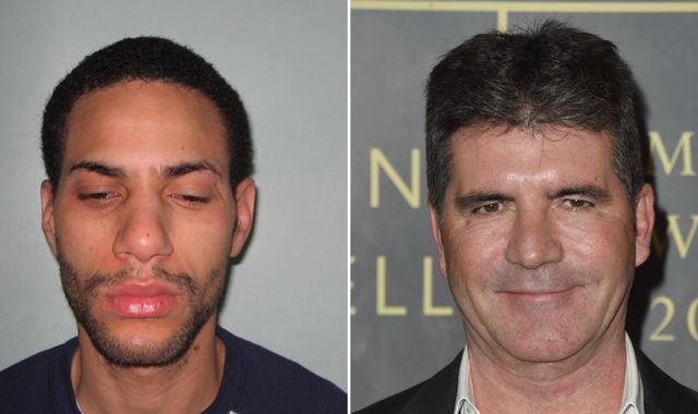 Simon Cowell burglar sentenced to eight years for £1m jewellery break-in