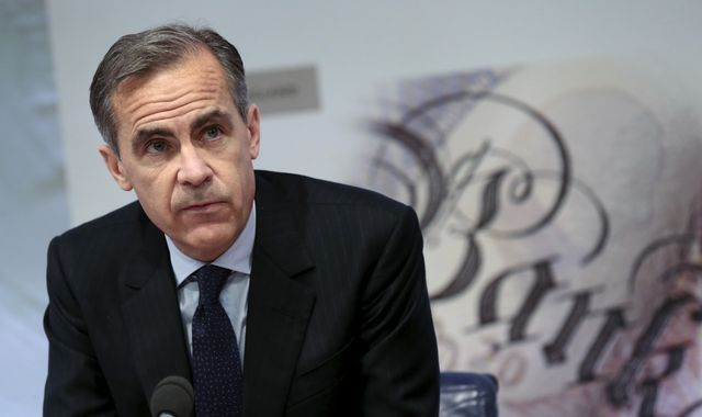 Mark Carney says Brexit could be 'smooth' after all
