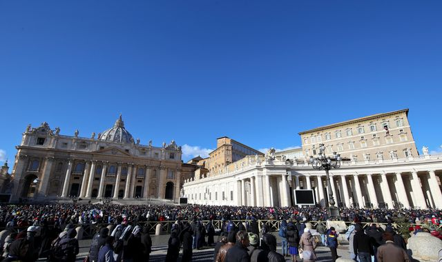 Vatican freezes €2m over suspected money laundering