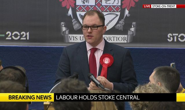 Copeland by-election: Tories deliver historic win over Labour