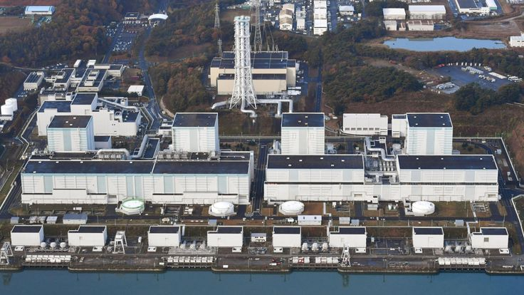 The Fukushima plant it to be dismantled