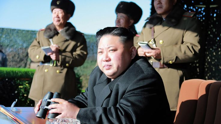 North Korean Missile Test Goes Wrong, Explodes Seconds After Launch