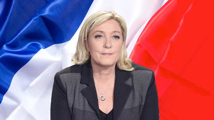 Marine Le Pen leads the Front National