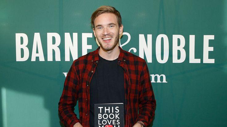 Felix Kjellberg is one of YouTube's biggest stars with 53 million subscribers