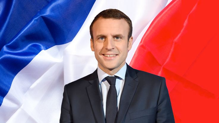 Emmanuel Macron started his own political movement, En Marche