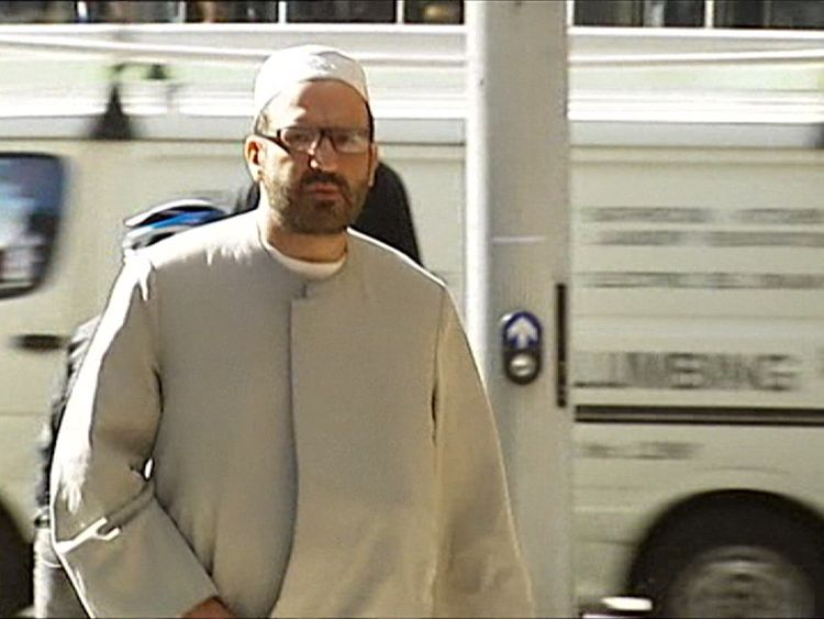 Man Haron Monis took 18 people hostage at the Lindt cafe in Sydney in December 2014