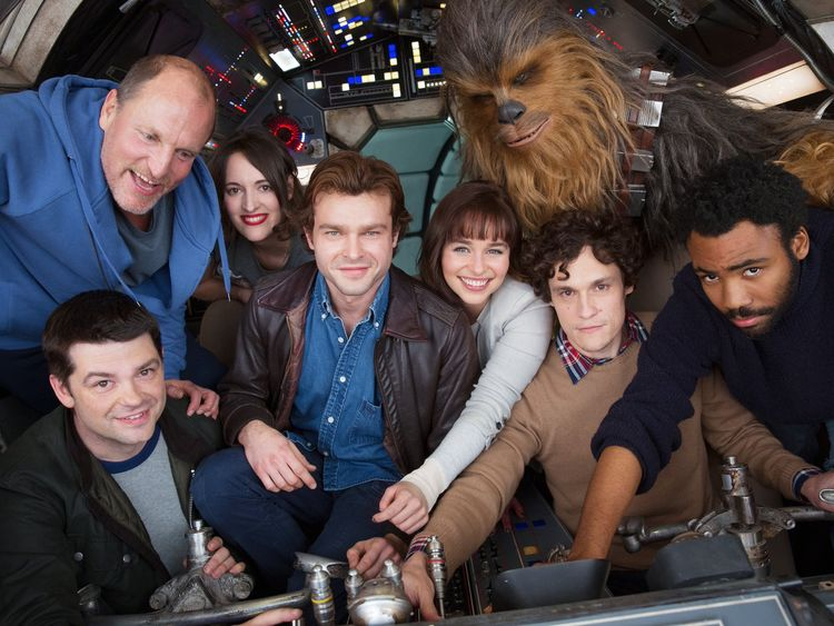 Ron Howard steps in as Han Solo director