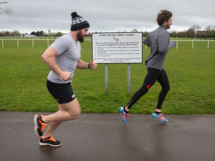 Stoke Gifford Parish Council, near Bristol, tried to charge people to take part in park run