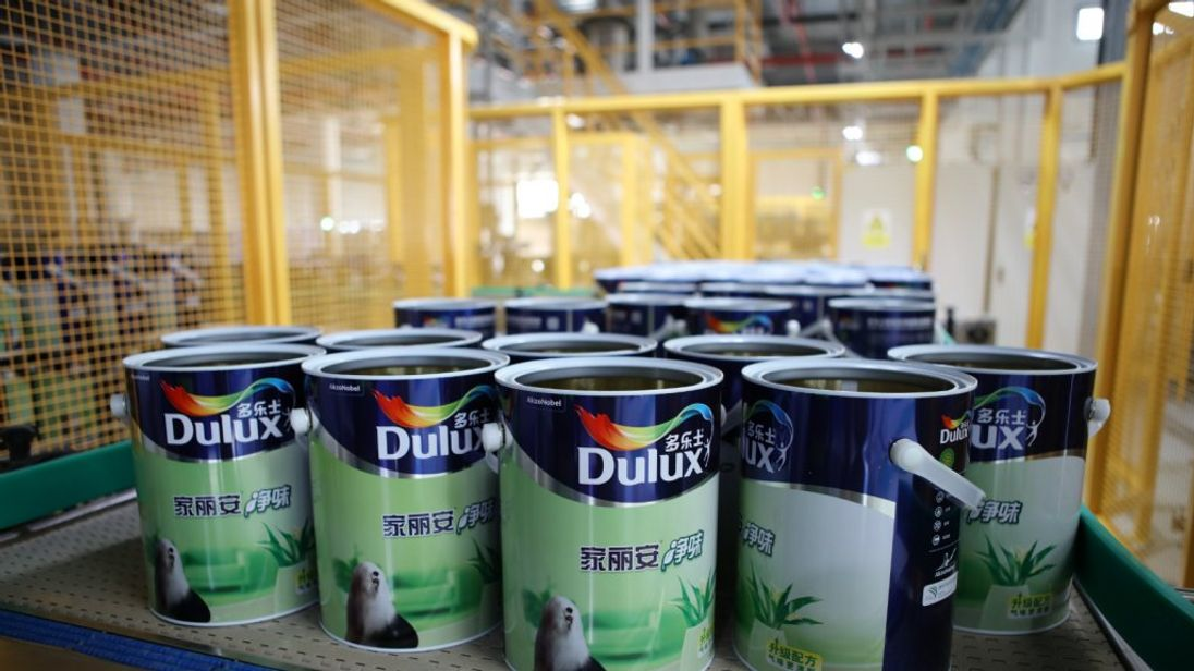 PPG launches third takeover bid for Dulux maker AkzoNobel