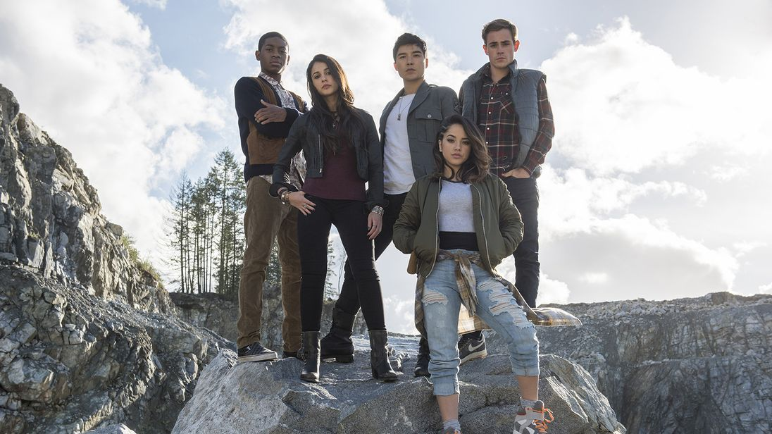 The reinvented Mighty Morphin Power Rangers have been poorly received by critics