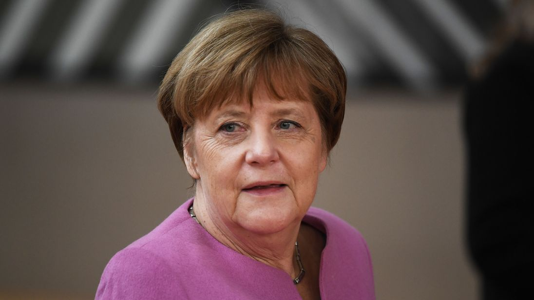 Merkel: EU is 'ready to start Brexit negotiations'