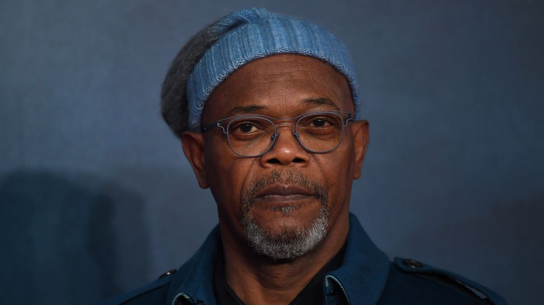 Samuel L. Jackson is the second most lucrative star in Hollywood, making $24.4m per year and $6.2m per movie