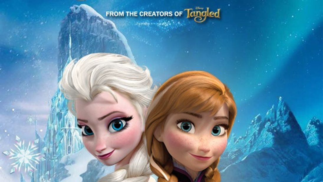 The film featured sisters Anna and Elsa Pic: Disney