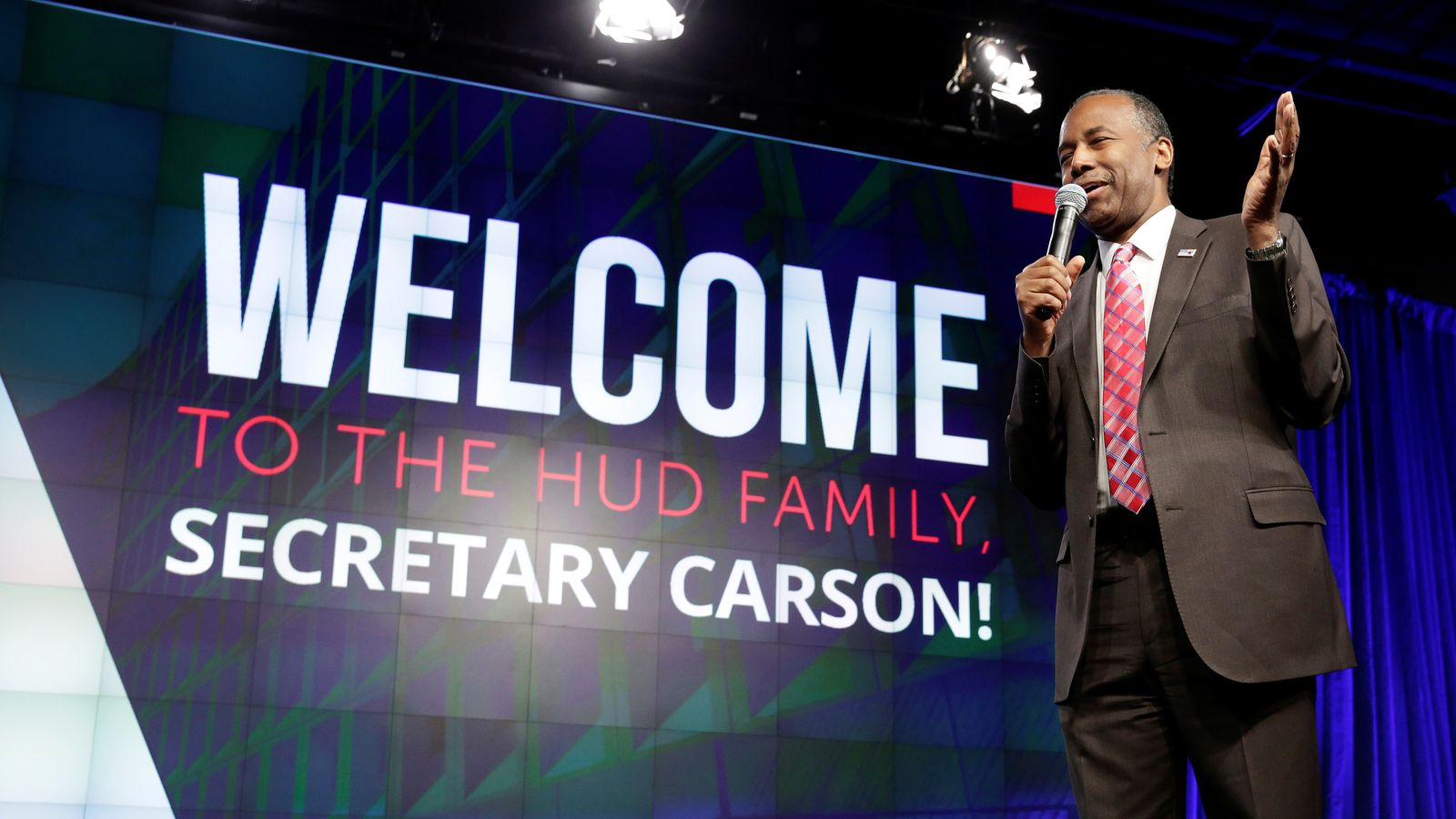 Dr Carson has been considered a motivational speaker in African-American communities