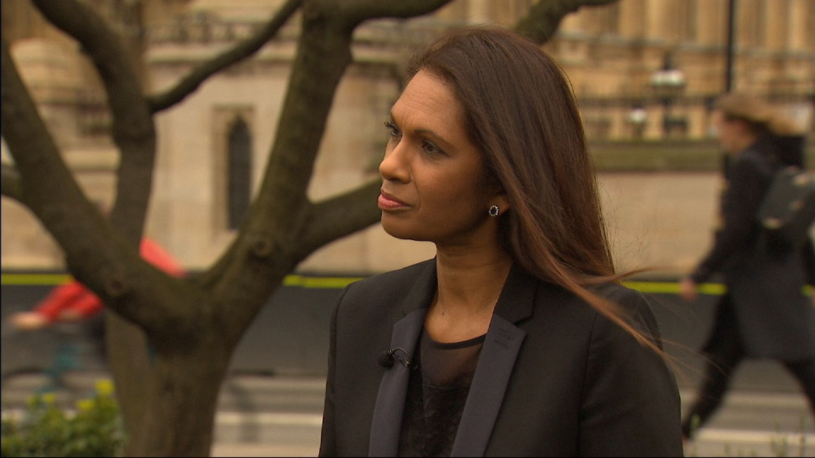 Gina Miller, who launched the Supreme Court battle on Brexit