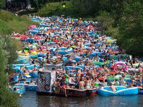 River Tyne Booze Cruise