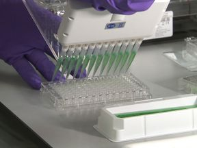 Gene testing for cancer research