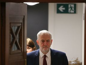 Jeremy Corbyn's message called for unity