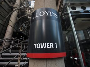 Lloyd's of London has its HQ in the City