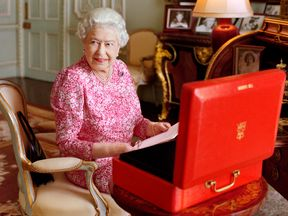 Anti-monarchists describe the Royal Family as Britain's most secretive institution