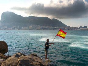 EU gives Spain power over Gibraltar's future