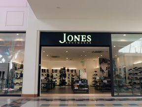 Jones Bootmaker started life as a single London store in 1857
