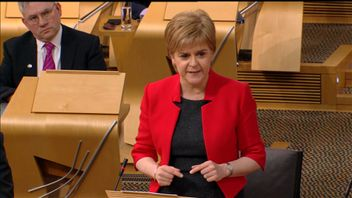 Nicola Sturgeon makes her case for a second independence vote