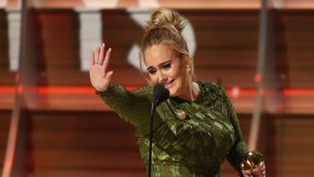 Adele is said to have earned £85m from album sales and touring in 2016