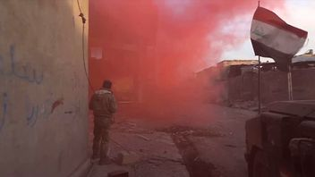 Iraqi troops fighting for control of Mosul