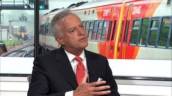 Tim O'Toole, chief executive of transport operator First Group