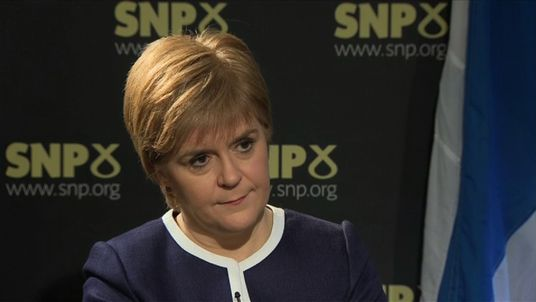 Nicola Sturgeon says Scotland will pursue European Union  membership after independence