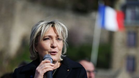 Le Pen Stripped of Immunity in ISIS Twitter Case