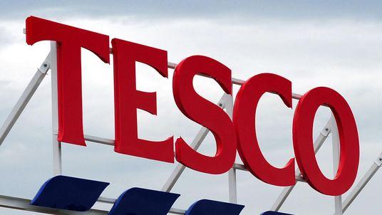 Supermarket giantTesco