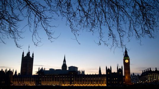 The Elizabeth Tower, more commonly known as 'Big Ben', and the Houses of Parliament are seen from the south side of the River Thames beside Westminster Bridge as the sun sets in central London on January 24, 2017. The British government must win parliament's approval before starting talks to leave the EU, the Supreme Court ruled Tuesday, in a landmark judgement and setback for Prime Minister Theresa May