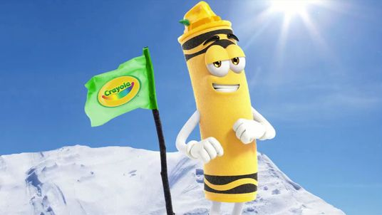 Dandelion is being retired by Crayola