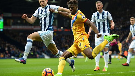 West Brom 0-2 Crystal Palace