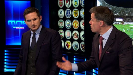 Frank Lampard gives his verdict on Pogba on Monday Night Football