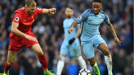 Man City 1-1 Liverpool - re-live an action-packed draw