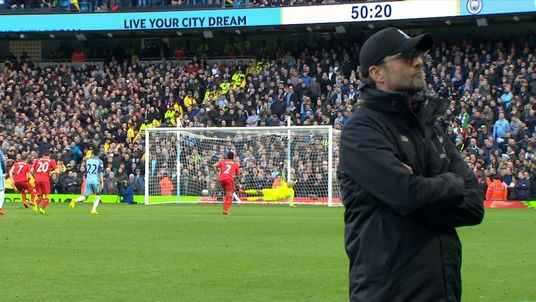 Klopp refuses to watch penalty
