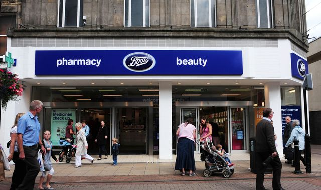 Hundreds of Boots jobs under threat amid plan to close 220 in-store photo labs