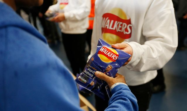 Walkers crisp factory in County Durham to shut - PepsiCo