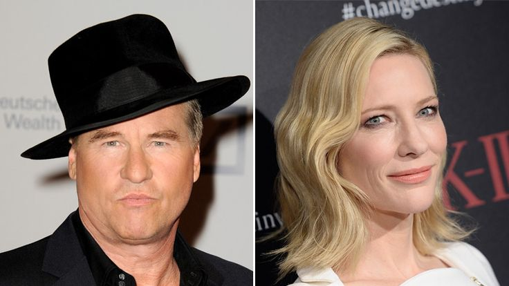 Val Kilmer Take His Twitter Rants About Cate Blanchett Too Far?