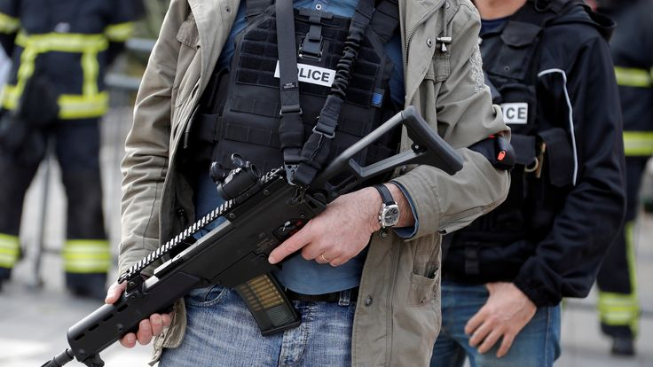 French Airport Back to Normalcy after Attack
