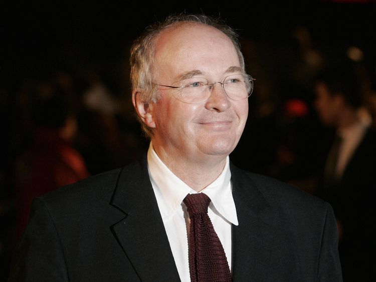 Author Philip Pullman has been out spoken on the UK's membership of the EU