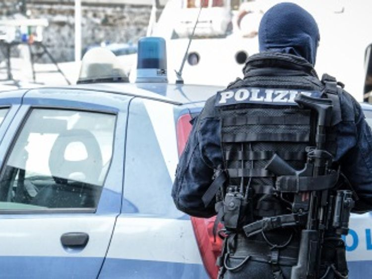 Police staged raids in Venice amid fears of a terror plot