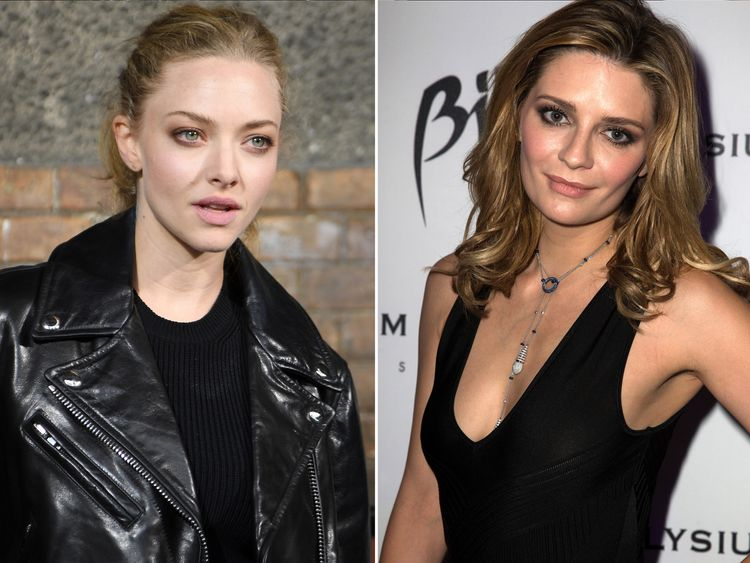 Amanda Seyfried and Mischa Barton
