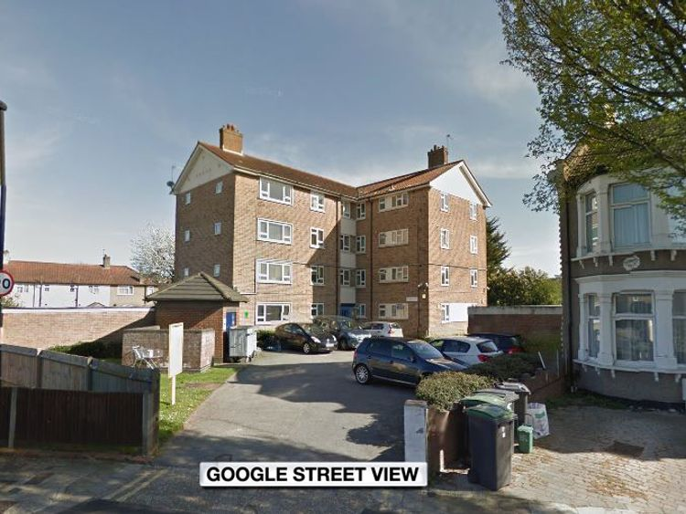 Man dies after being attacked by his dog in London