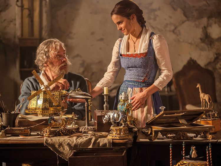 Belle has been reinvented... as an inventor