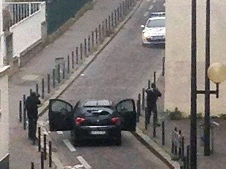 Charlie Hebdo attack