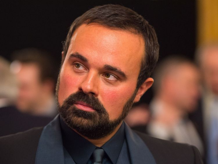 Evening Standard owner Evgeny Lebedev said Mr Osborne was 'an obvious choice'